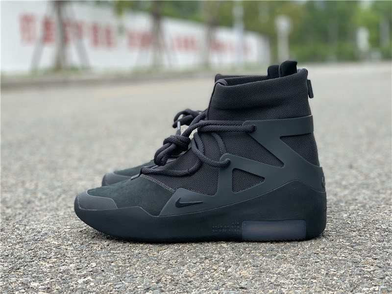 Кроссовки Fear of God 1 Triple Black